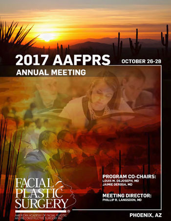 AAFPRS Fall 2017 Meeting