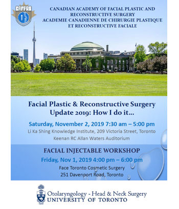 Rhinoplasty Lecture: Dorsal Hump Reduction & Reconstruction